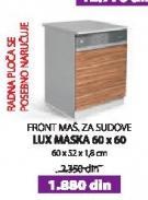Kuhinjski element Lux Maska