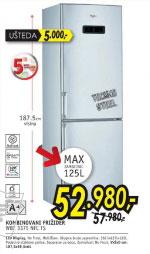 Frižider kombinovani WBE 3375 NFC TS
