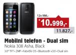 Mobilni Telefon Asha 308, Dual SIM