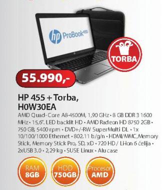 Laptop HOW30EA