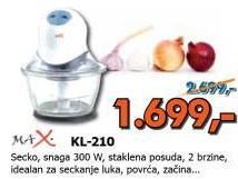 Seckalica Kl-210