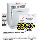 Mašina Za Pranje Sudova, Gs 62214 W