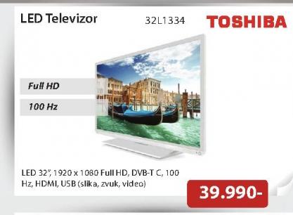 Televizor  LED 32L1334 Full HD