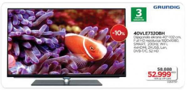 """Televizor LED 40"""" 40VLE7320BH"""