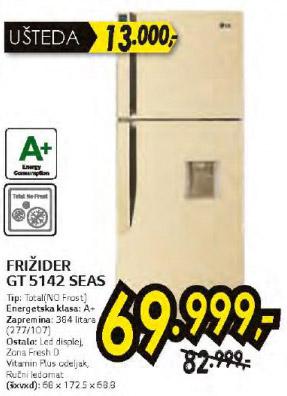Frižider Gt 5142 Seas