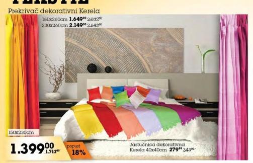 Prekrivač dekorativni Kerela