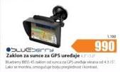 Zaklon za Sunce za GPS uređaje