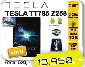 Tablet Tt785 Z258