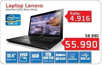Laptop IdeaPad G500