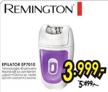 Epilator EP7010