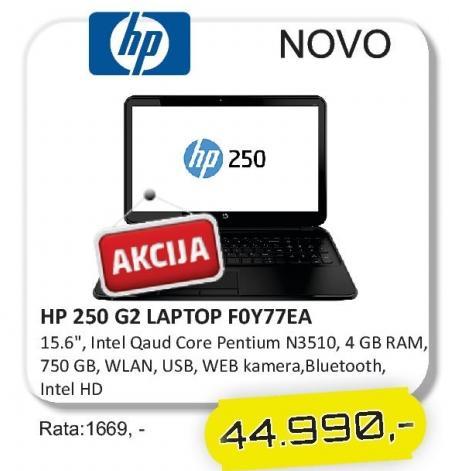 Laptop 250 G2 F0y77ea