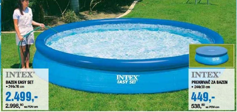 Prekrivač za bazen