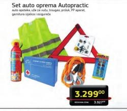 Set auto oprema Autopractic