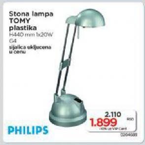 Stona lampa Tommy