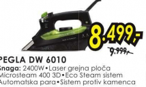 Pegla Dw 6010