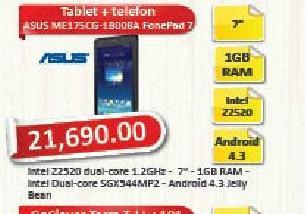 Tablet ME175CG-1B008A