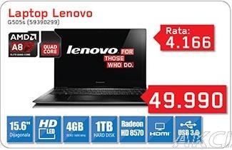 Laptop G505s 59390299