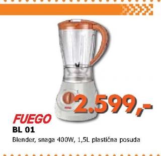BL 01 blender