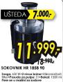 Sokovnik HR 1858 90