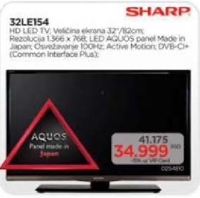 Televizor LED 32LE154