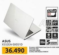 Laptop X552EA-SX051D