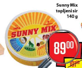 Topljeni sir, Sunny Mix