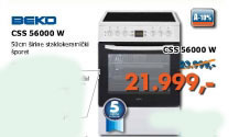 Šporeti  FCEW51001010