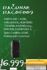 Desktop Računar RAC05009