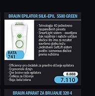 Epilator 5580