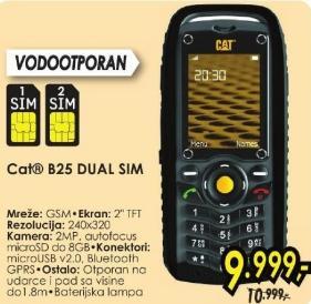 Mobilni telefon Cat B25 Dual Sim