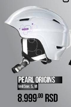Ski kaciga Pearl Origins, Salomon