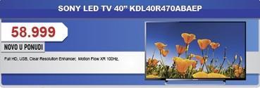 LED Tv KDL40R470ABAEP