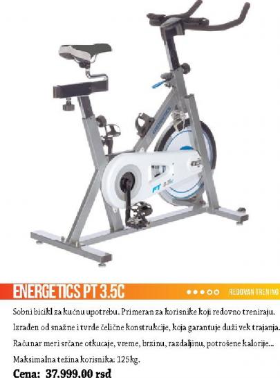 Sobni bicikl Energetics PT 3.5C