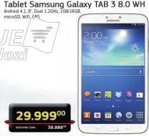 Tablet Galaxy Tab 3 8.0 WH