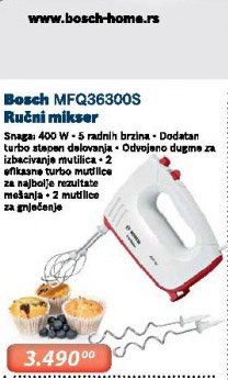 Mikser Mfq36300S