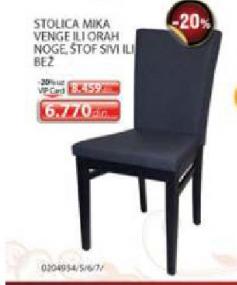 Stolica Mika