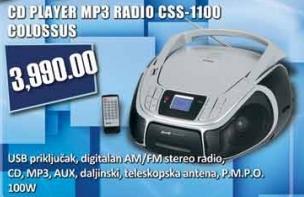 Radio Css-1100