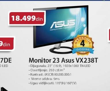 Monitor 23 AS VX238T