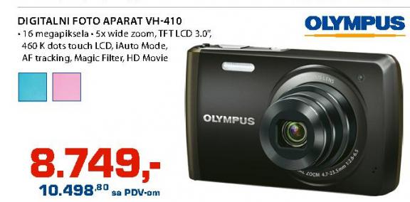 Digitalni Fotoaparat VH410