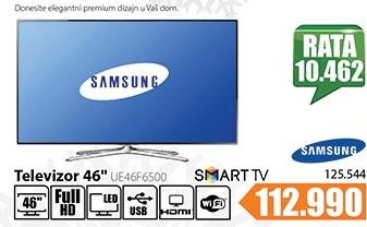 Televizor LED UE46F6500