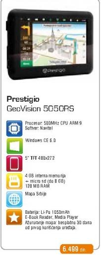 GeoVision 5050RS