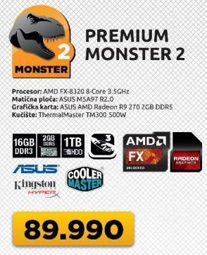 Desktop računar Premium Monster 2