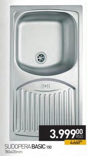 Sudopera Basic 150