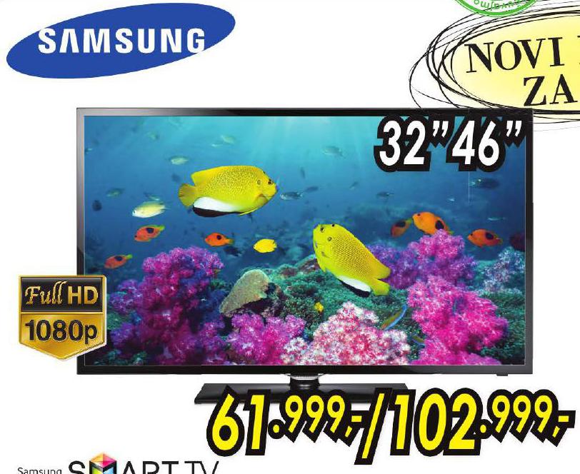 LED Televizor UE46F5300