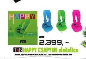 Slušalice Happy Csapygn