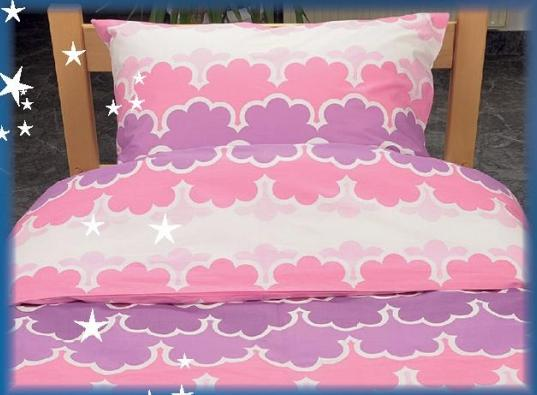 Komplet pamučne posteljine