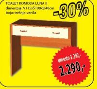 Toalet komoda Luna II
