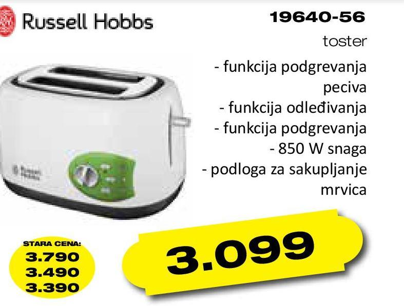 Toster 19640-56