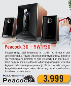 Zvučnici za kompjuter SW-P30