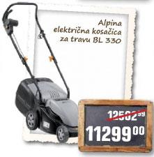 Električna kosačica za travu BL 330